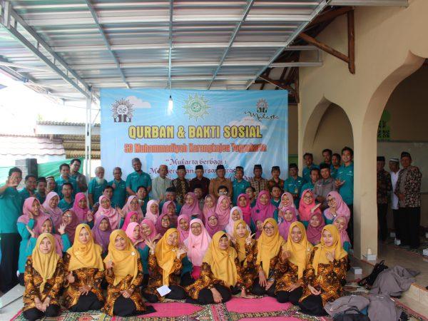 Bakti Sosial Di SD Muhammadiyah Wareng Gunungkidul