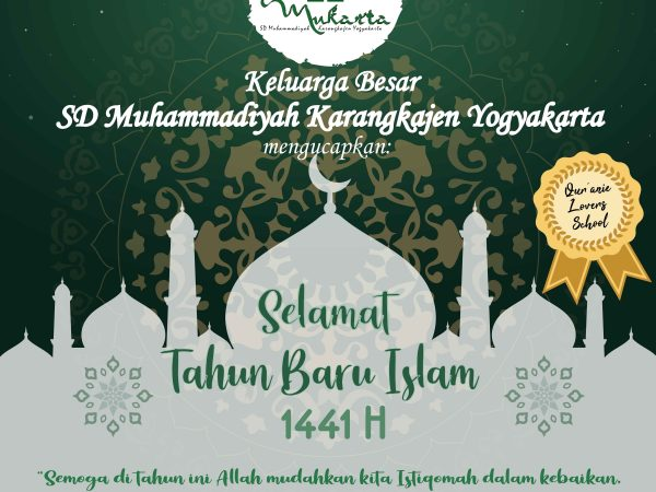 Selamat Tahun Baru Islam 1442 Hijriyah