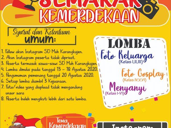 MEMPERINGATI HARI ULANG TAHUN KE-75 REPUBLIK INDONESIA